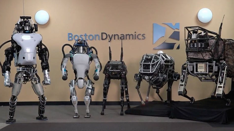 boston dynamics - Il robot Handle di Boston Dynamics, il bipede che si muove velocissimo su ruote