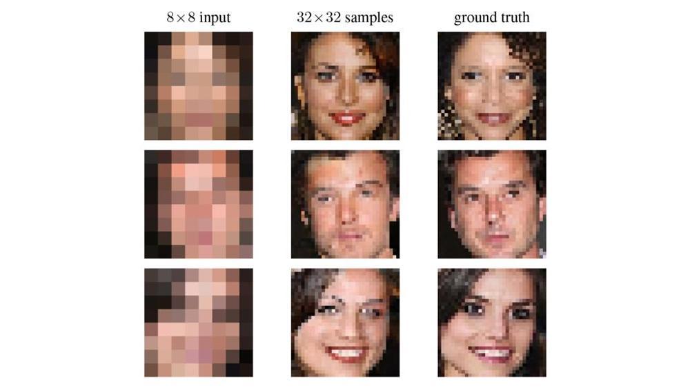 google brain - Identikit dalla foto sgranata grazie all'intelligenza artificiale, il salto di qualità di Google