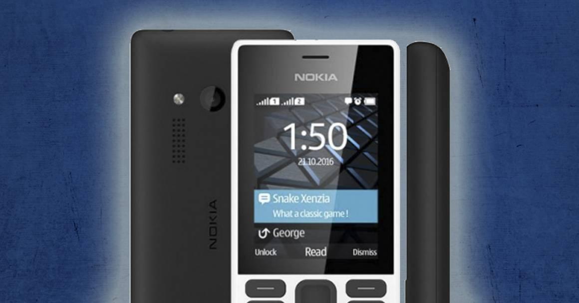 nokia 150 1160x607 - Nokia 150, il ritorno dello smartphone indistruttibile a 38 euro