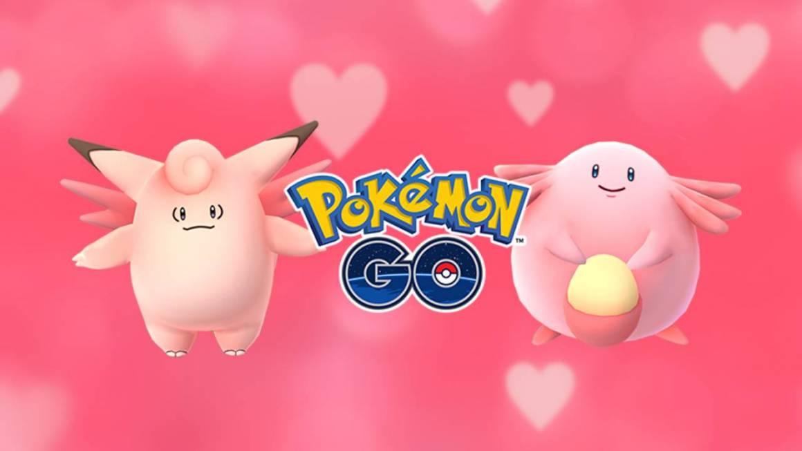 pokemon go 1160x653 - Pokémon Go in rosa, a San Valentino sarà più facile catturarli. Tutte le novità