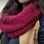 Consigli fashion: trova la sciarpa lana economica più bella e calda per l'inverno!