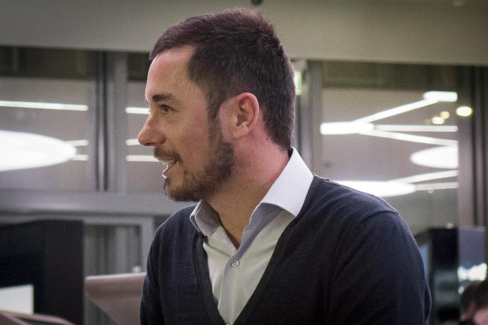 Diego Panadisi - Why Worry Production e Innovazione Tecnologica