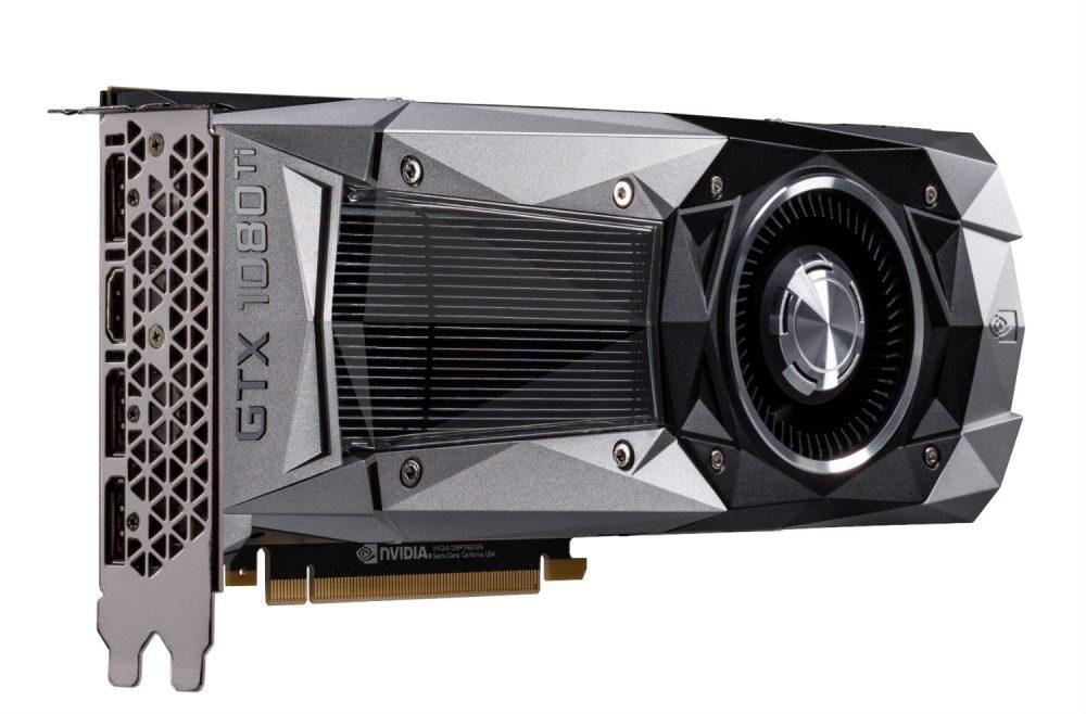 GeForce GTX 1080Ti - Nvidia presenta la nuova scheda video GeForce GTX 1080Ti ecco le caratteristiche