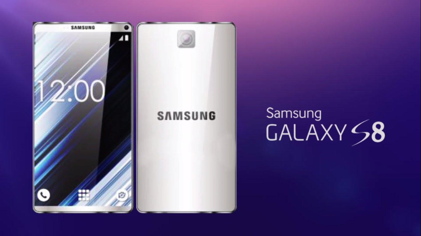 Samsung Galaxy S8, interfaccia grafica minimal e icone stilizzate. Tutte le novità