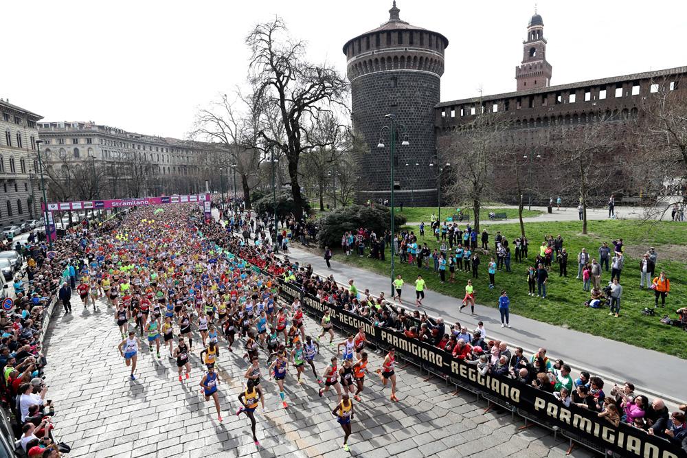 Stramilano Half Marathon - Stramilano 2017 anticipa la primavera con un successo di 60.000 partecipanti