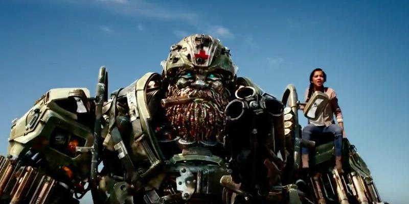 Transformers The Last Knight Trailer - Transformers: L'Ultimo Cavaliere - Isabela Moner protagonista del nuovo trailer