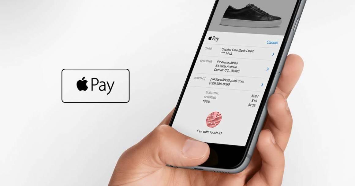 apple pay 1160x609 - Arriva anche in Italia Apple Pay, basta avvicinare il proprio dispositivo al Pos per pagare