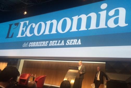"""econo - Il supplemento settimanale """"Economia"""" del Corriere della Sera cambia volto"""