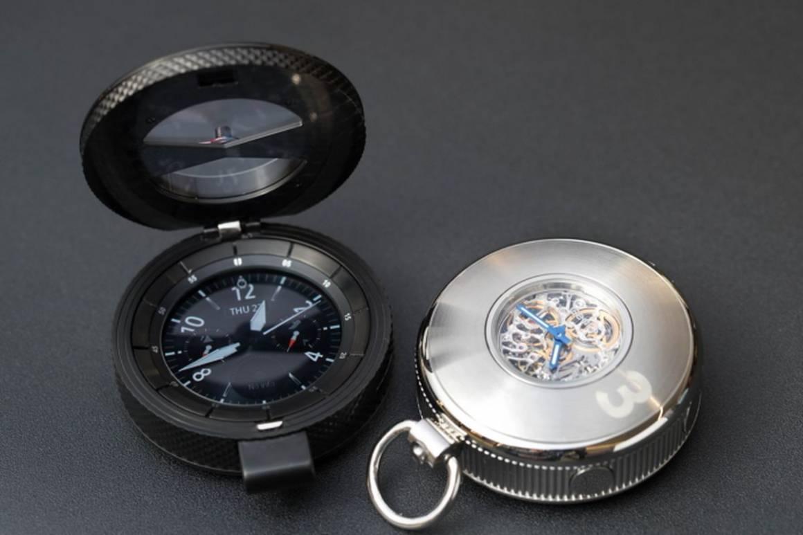 samsung Gear S3  1160x773 - Samsung, il nuovo Gear S3 diventa un classico orologio da tasca con bussola