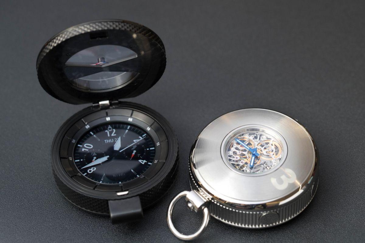 Samsung il nuovo gear s3 diventa un classico orologio da for Orologio della samsung