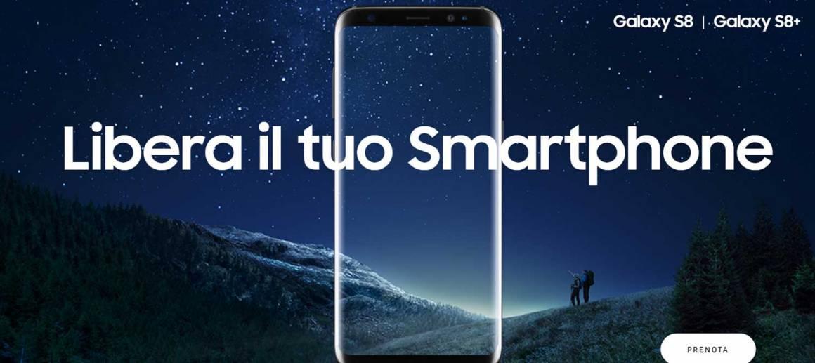 samsung galaxy s8 1160x517 - Il Samsung Galaxy S8 è più sofisticato e quindi più difficile da riparare. Ecco perché