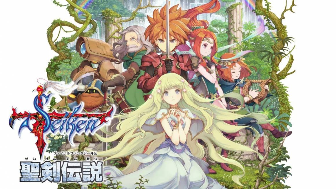 seiken 1160x653 - Seiken Densetsu Collection arriva su Nintendo Switch. Ma solo in Asia