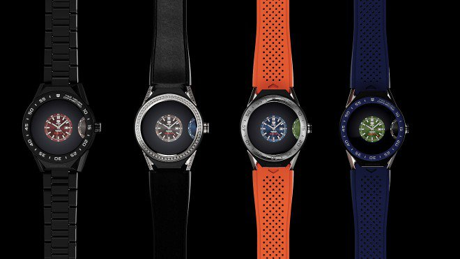 tag - TAG Heuer Connected Modular 45 smartwatch Android Wear 2.0 di lusso