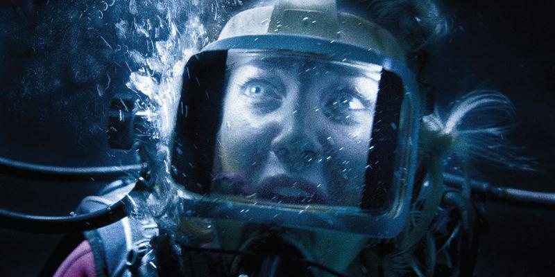 47 meters down poster - 47 METRI - Prime clip per il thriller ambientato sul fondo dell'oceano