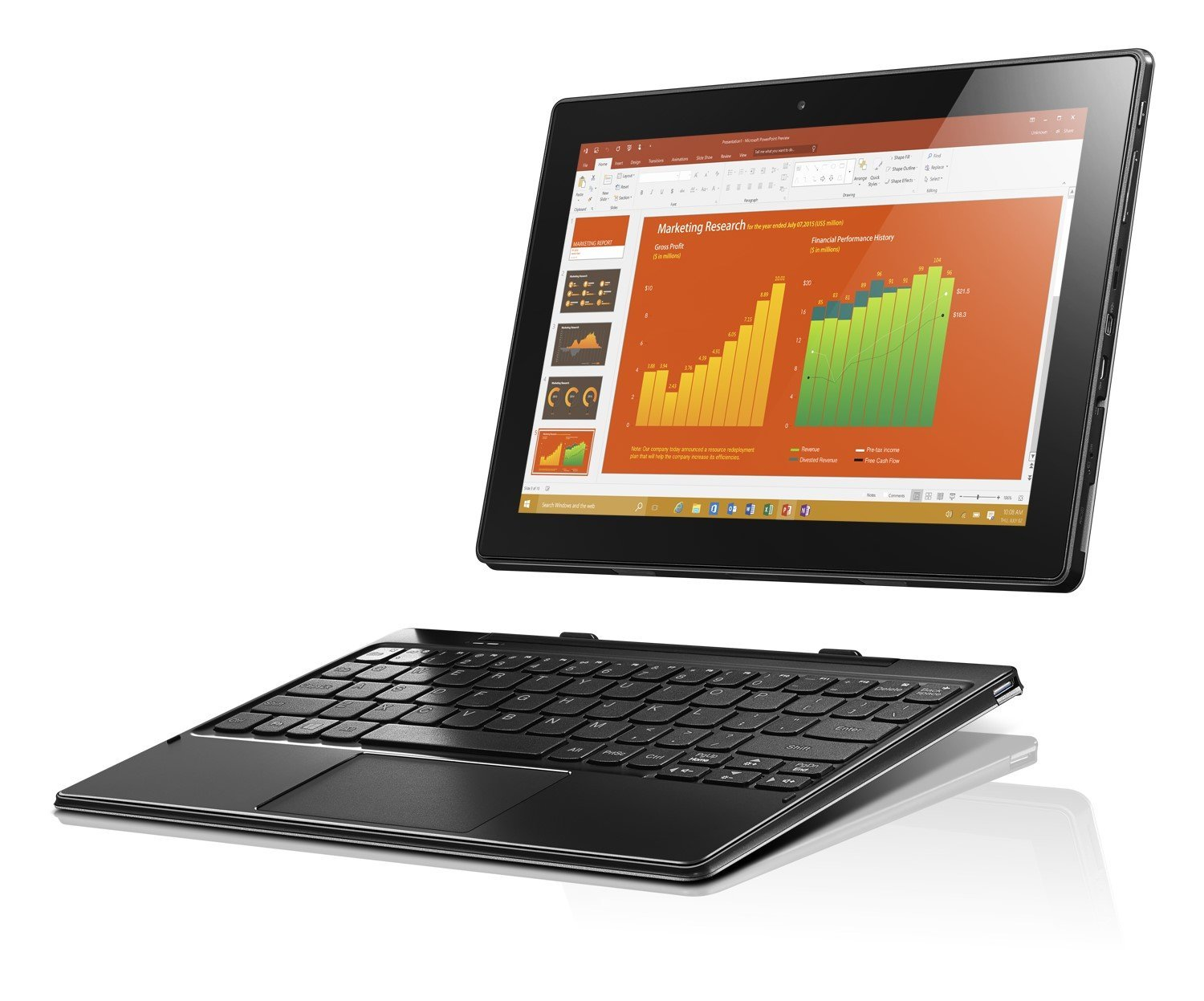 Notebook tablet Miix 310