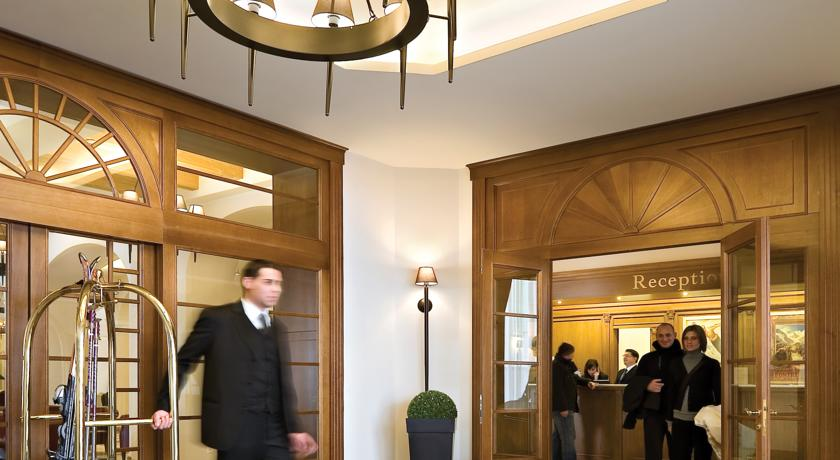 Hotel Schloss - Accoglienza