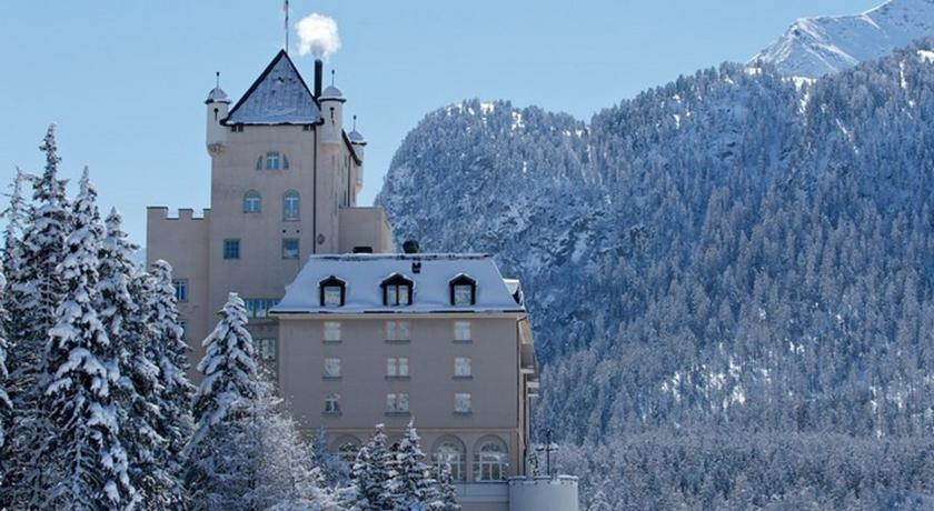 Hotel Schloss - Le camere