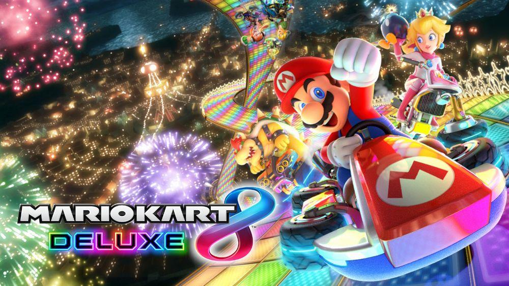 Mario Kart 8 - Mario Kart 8 Deluxe è il gioco più venduto ma deve fare i conti con un bug