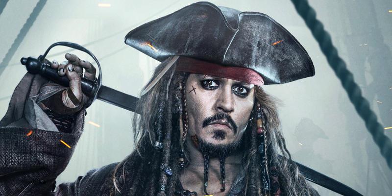Pirati - I protagonisti di Pirati dei Caraibi: La vendetta di Salazar ritratti sui nuovi poster