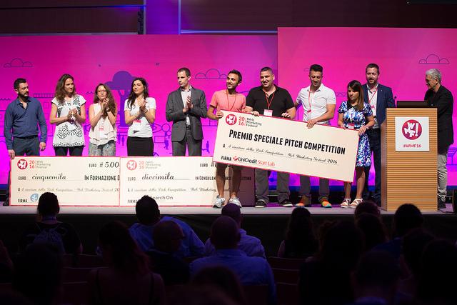 WMF premio Startup Competition 2016 - L'innovazione al primo posto al Web Marketing Festival: aperte le candidature per la Startup Competition