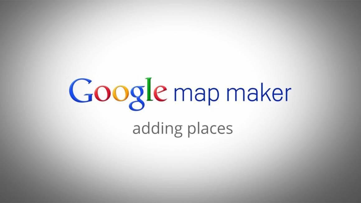 google map maker 1160x653 - Gps Google, non si scappa. Funziona anche da spento