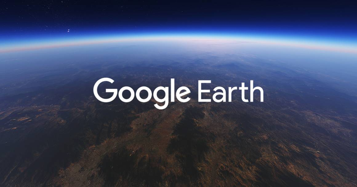 google earth 1160x609 - Google Earth si rifà il look, arriva Voyager per un tour guidato e interattivo e una nuova grafica