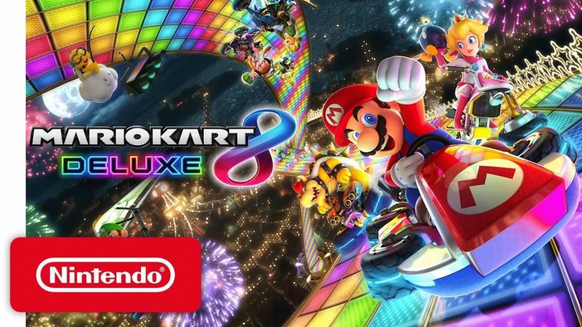 mario kart 8 deluxe 1160x653 - Mario Kart 8 Deluxe debutta su Nintendo Switch. Il video del restyling