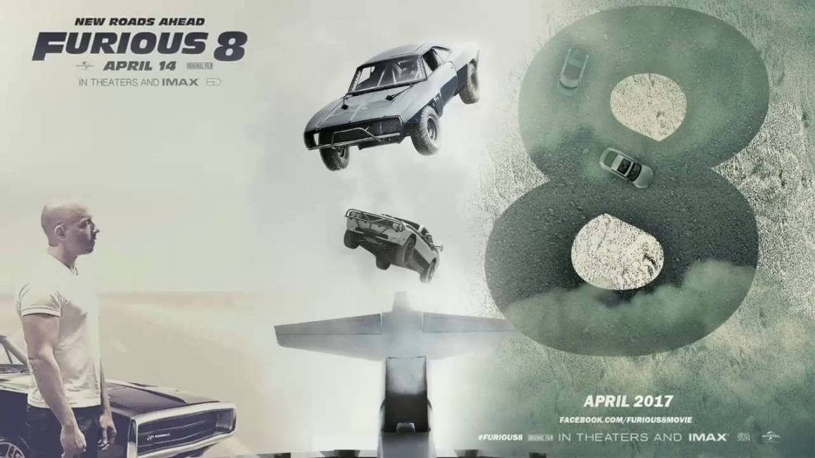 Fast and Furious 8 - Official Poster