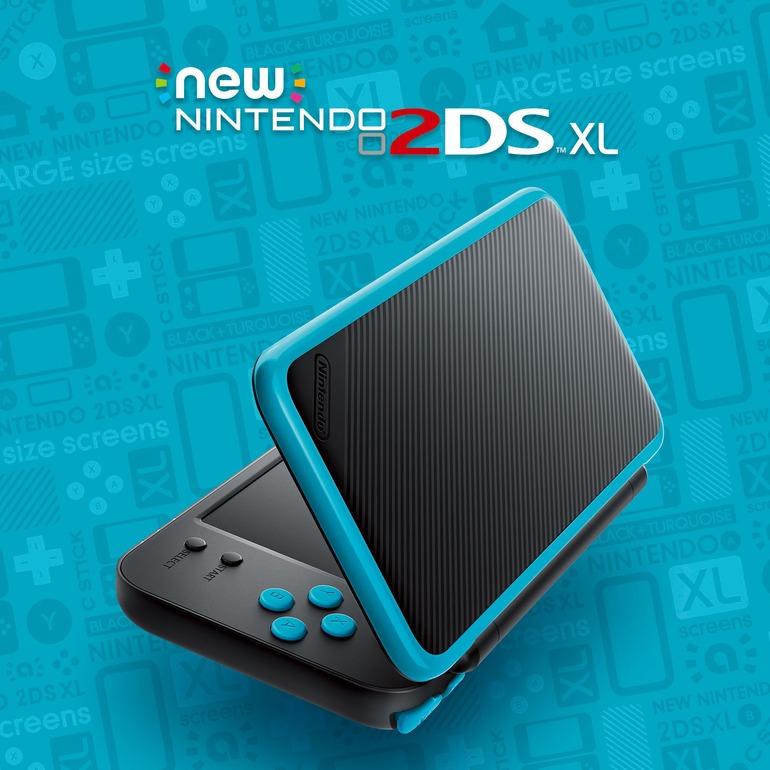 nintendo 2ds - Nintendo 2DS XL, la console extra large con dimensioni ridotte arriva in Italia a luglio