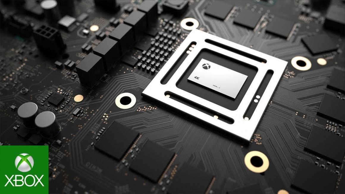 project scorpio 1160x653 - Microsoft voleva sfidare Nintendo Switch con una Xbox portatile