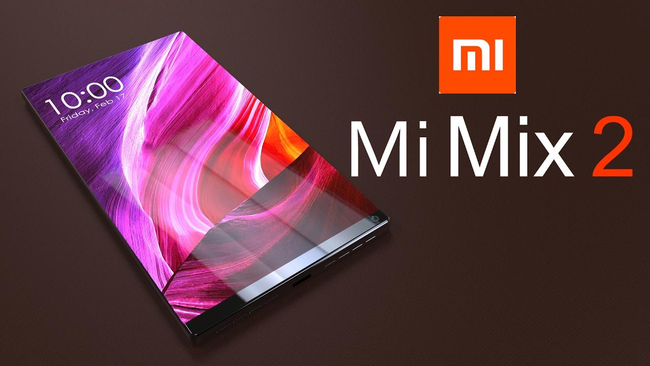 xiaomi mi mix 2 - Xiaomi Mi MIX 2, lo smartphone senza bordi e tutto display