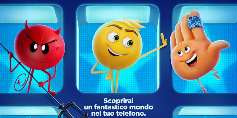 The Emoji Movie: il primo trailer rivela il mondo nascosto degli emoji