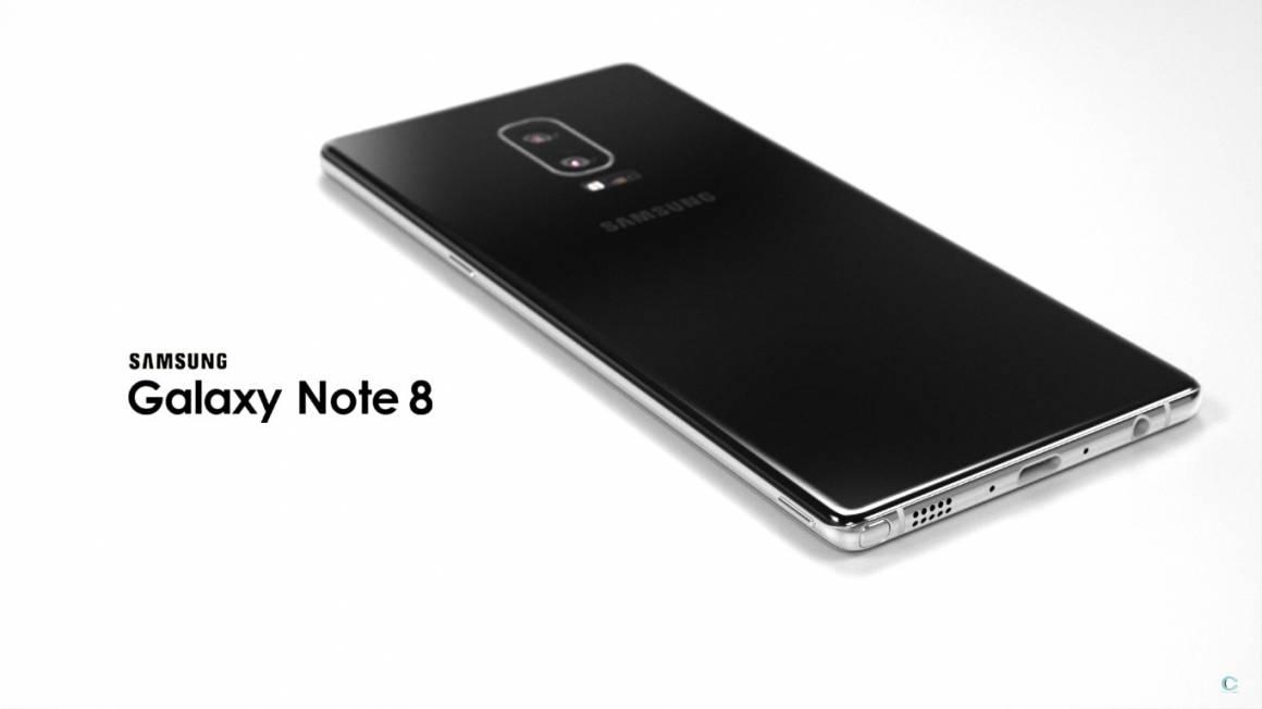 Galaxy Note 8 1160x652 - Samsung Galaxy Note 8, indiscrezioni: scocca con linee più squadrate