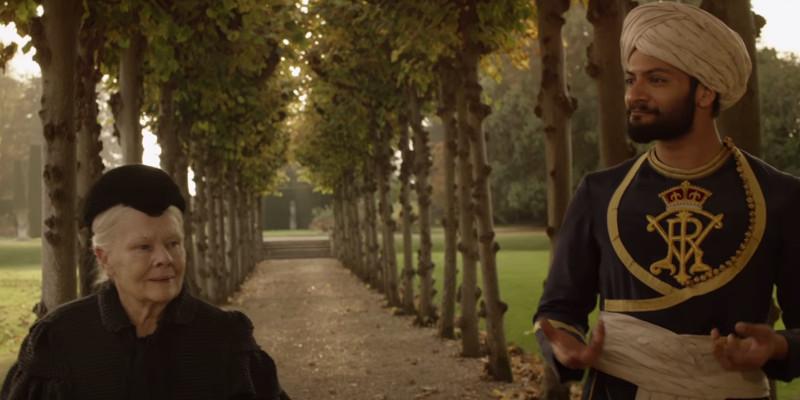 Vittoria e Abdul - Vittoria e Abdul - Prima clip in italiano per il film con Judi Dench