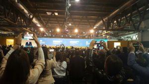 Barack Obama parla a Milano di innovazione alimentare