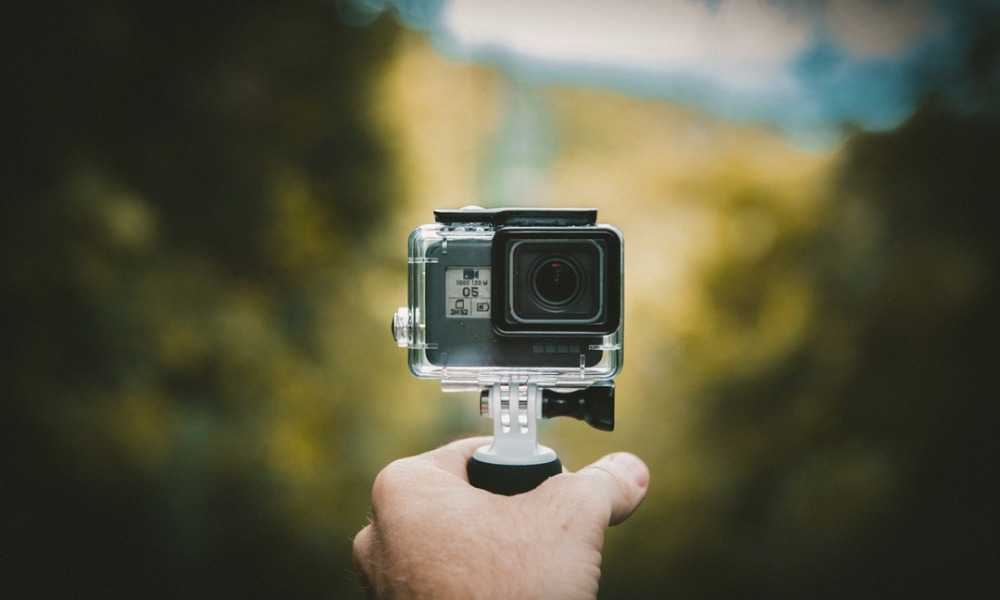 video musicale gopro