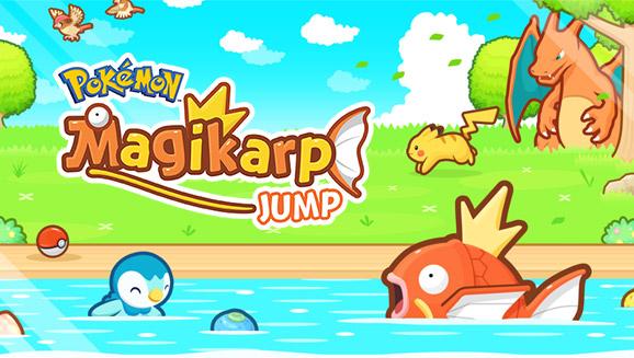 magikarp - Magikarp, Pokemon Jump si scarica gratis dall'App Store e Google Play