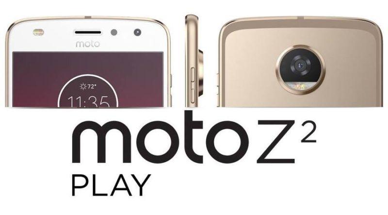 moto z2 play - Moto Z2 Play, batteria da soli 2.820 mAh. Il passo indietro di Lenovo
