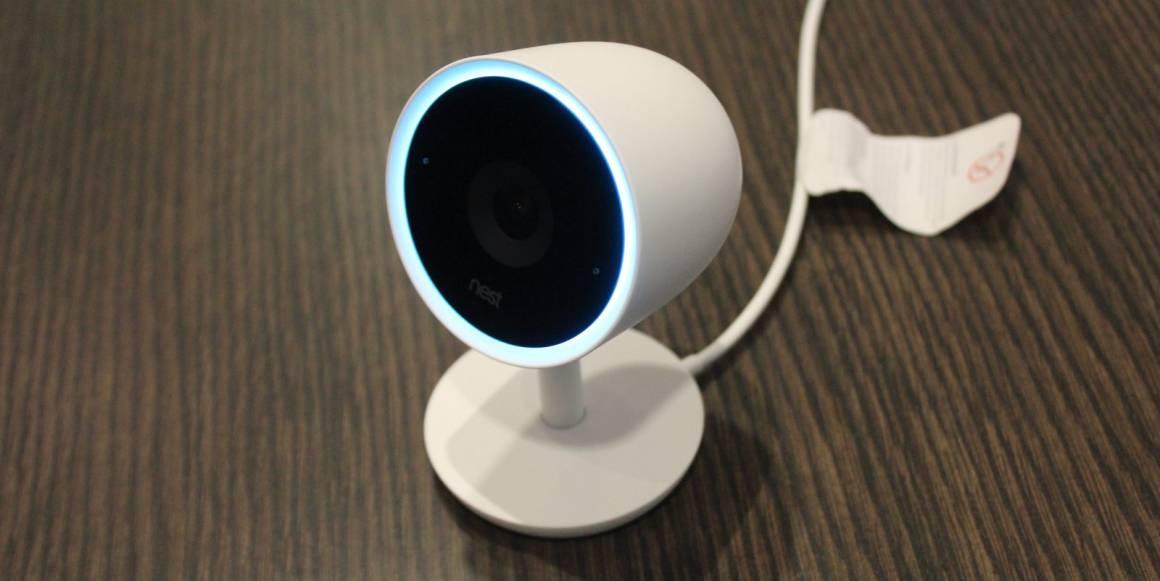 nest cam iq 1160x581 - Nest Labs, la nuova videocamera Google diventa più precisa