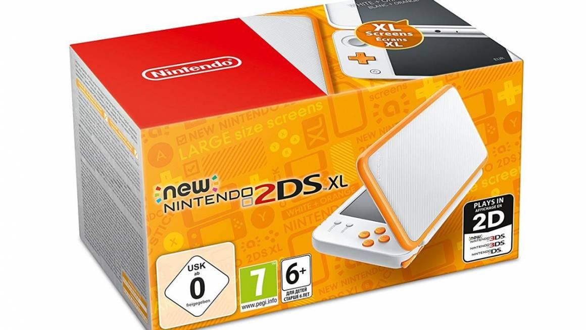 new nintendo 2ds xl arancione 1160x653 - Nintendo 2DS XL, ecco quanto costerà e il packaging per l'Europa