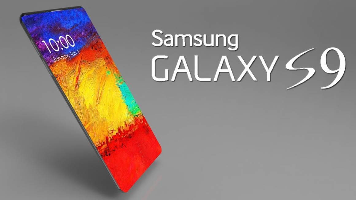 samsung galaxy s9 1160x653 - Samsung Galaxy S9 fotocamera posteriore top e sensore nel display