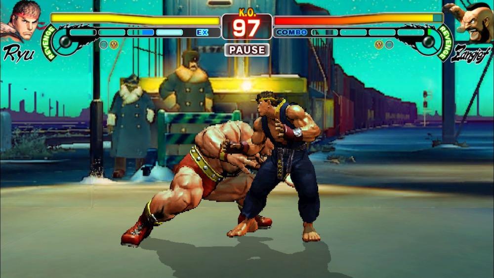 street fighter - Capcom, un nuovo Street Fighter IV per iPhone e iPad
