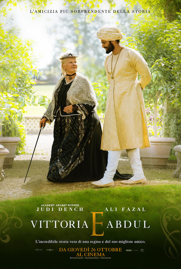 unnamed - Vittoria e Abdul - Il Trailer ufficiale italiano del film con Judi Dench
