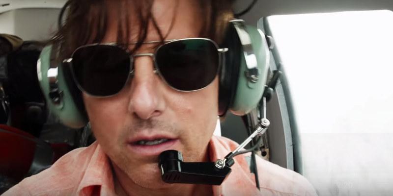 American Made 01 - Tom Cruise nel trailer italiano di Barry Seal - Una storia americana