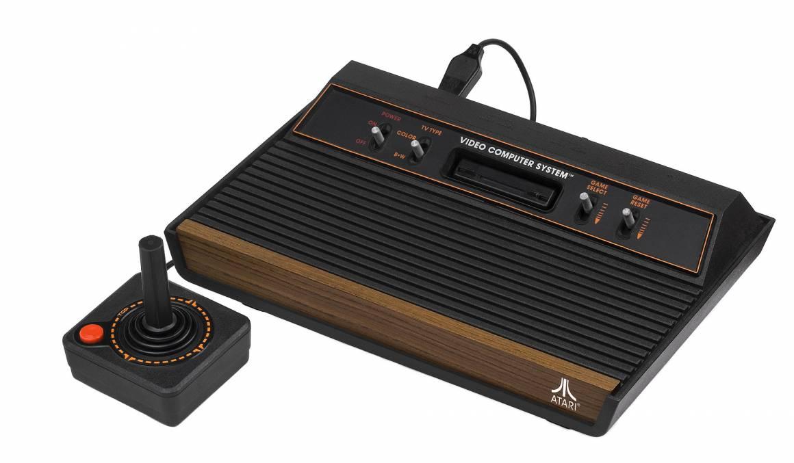 Atari 2600 1160x677 - Atari, restyling della console storica per sfidare Sony, Microsoft e Nintendo