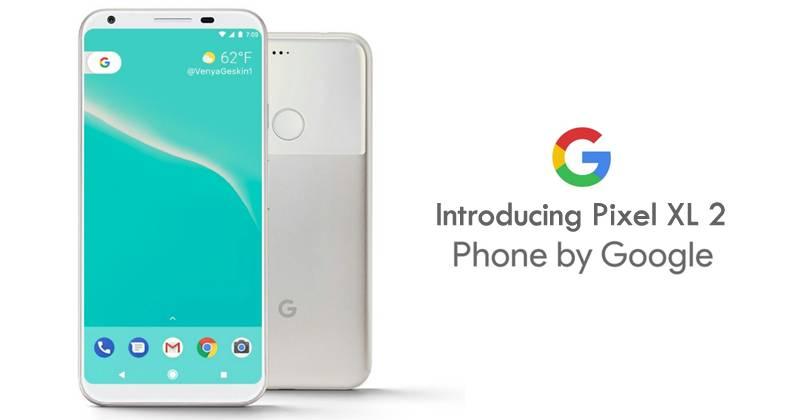 Google Pixel XL 2 - Google Pixel 2 XL arriva per la prima volta in Italia a 989 euro