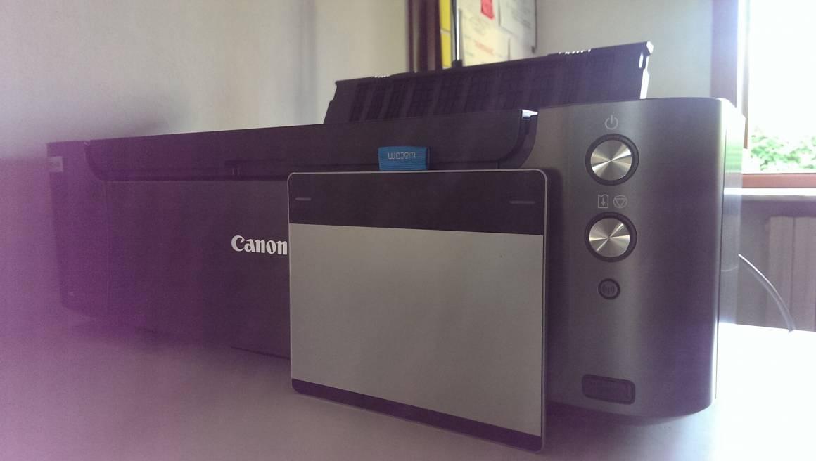 Canon Pixma Pro-10S