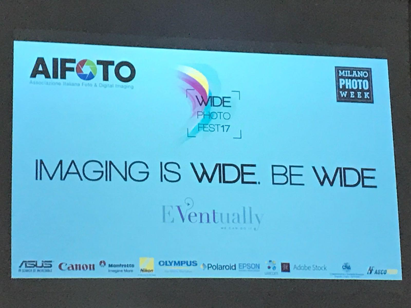"""IMG 2166 - Milano Photo Week: Il mondo della fotografia si presenta in formato """"WIDE"""""""
