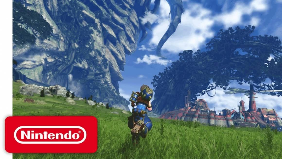 Xenoblade Chronicles 2 1160x653 - Nintendo Switch, all'E3 Xenoblade Chronicles 2, Kirby e Pokémon