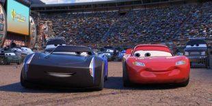 Saetta McQueen incontra Jackson Storm nella nuova clip di Cars 3